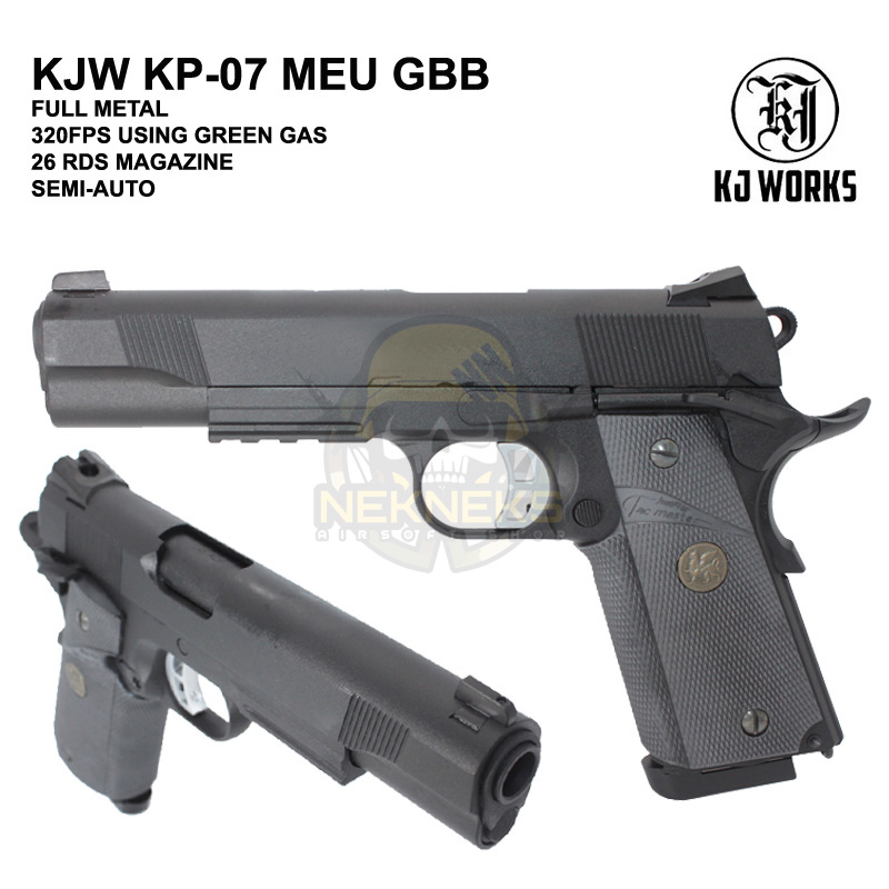 Chargeur Co2 P226 KJ Works KP01